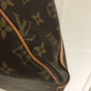 Louis Vuitton  authentic large tote
